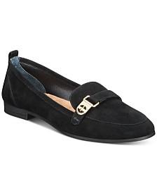 Giani Bernini Women's Axtonn Memory Foam Loafers, Created For Macy's