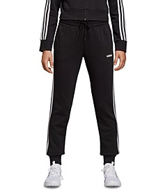 Essentials Fleece 3-Stripe Joggers