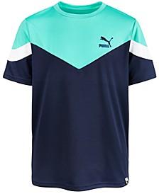 Big Boys Colorblocked T-Shirt