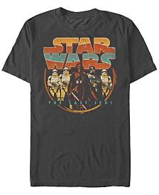 Star Wars Men's The Last Jedi Kylo Ren Soldiers Short Sleeve T-Shirt