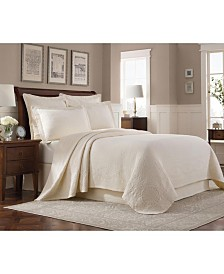 Williamsburg Abby Queen Coverlet
