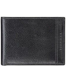 Men's RFID Leather Wallet