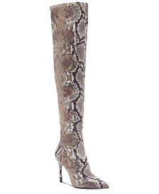 Jessica Simpson Livelle Over-The-Knee Stretch Boots