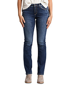 Silver Jeans Co. Avery Slim Boot Jeans