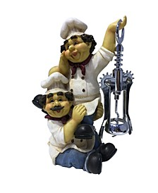 Chubby Chef Wine Cork Opener