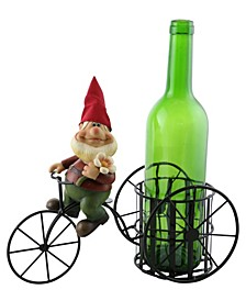 Gnome Wine Bottle Holder