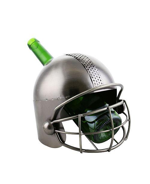 Wine Bodies Football Helmet Wine Bottle Holder