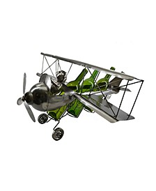 Bi-Plane Wine Bottle Holder