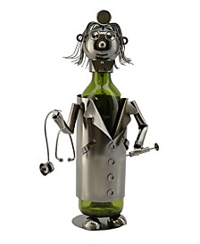 Lady Doctor Bottle Holder