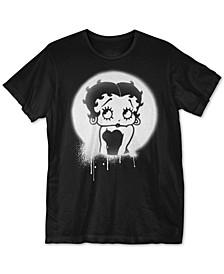 Betty Boop Men's Graphic T-Shirt