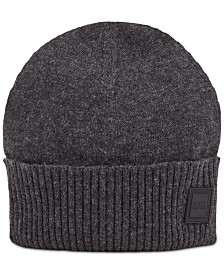 BOSS Men's Kotapran Beanie Hat