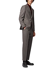 BOSS Men's Curoh-Pristo Slim-Fit Suit