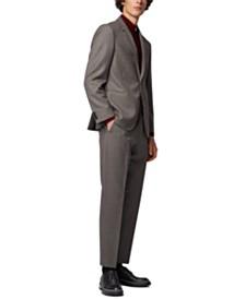 BOSS Men's Curoh-Pristo Slim-Fit Suit