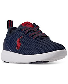 Polo Ralph Lauren Toddler Boys Kamran Slip-On Casual Athletic Sneakers from Finish Line