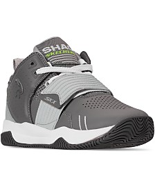 Skechers Little Boys Powershot Basketball Sneakers from Finish Line