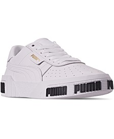 Women's Cali Bold Casual Sneakers from Finish Line