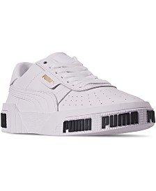 Puma Women's Cali Bold Casual Sneakers from Finish Line