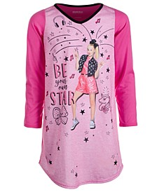 Big Girls Jojo Siwa Colorblocked Nightgown