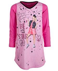 Big Girls Jojo Siwa Colorblocked Nightgown