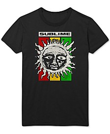Sublime Sun Men's Graphic T-Shirt