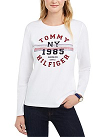 Embellished Logo T-Shirt