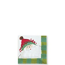 Old St. Nick Cocktail Napkins (Pack of 20)