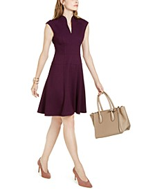 Fit & Flare Dress, Created for Macy's