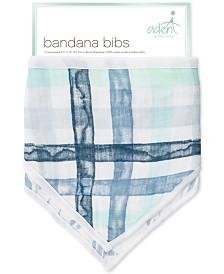 aden by aden + anais Baby Boys 2-Pk. Retro Cotton Bandana Bibs