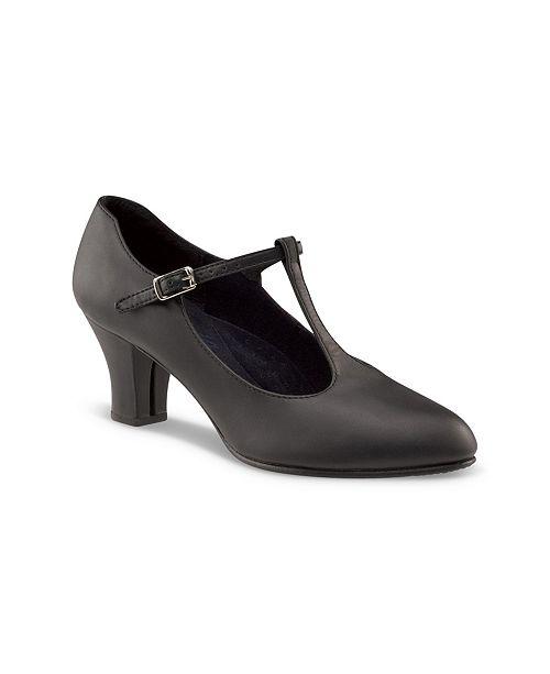 Capezio T-Strap Character Shoe