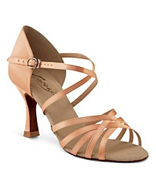 """Social Dance Rosa 2.5"""" Heel Shoe"""