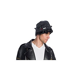 Men's Riverdale Jughead Jones Knitted Cap with Wig