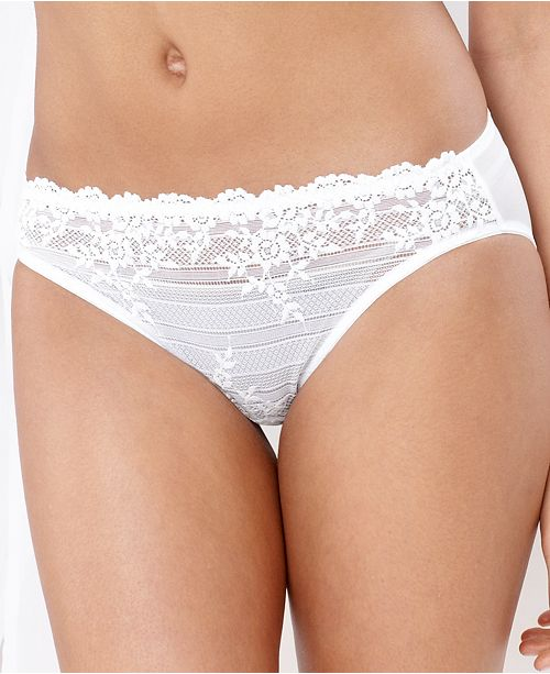 39176c8088da Wacoal Embrace Lace Bikini 64391 & Reviews - Bras, Panties ...