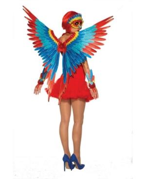Women's Parrot Wings