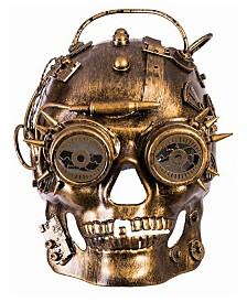 BuySeasons Steampunk Masks Skull