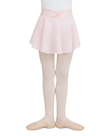 Little and Big Girls Pull On Skirt Georgette
