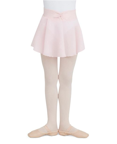 Capezio Little and Big Girls Pull On Skirt Georgette