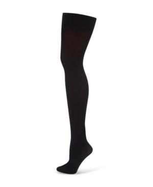 Capezio Big Girls Hold and Stretch Footed Tight