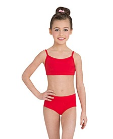 Little and Big Girls Camisole Bra Top