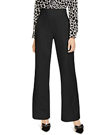 INC Petite High-Waisted Trousers, Created For Macy's