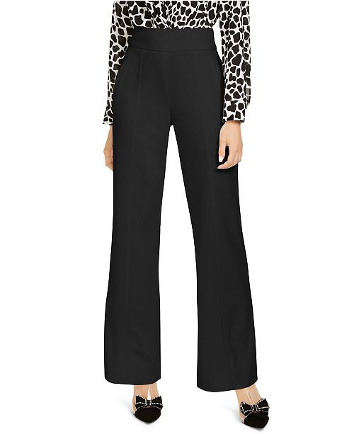 INC International Concepts INC Petite High-Waisted Trousers, Created For Macy's