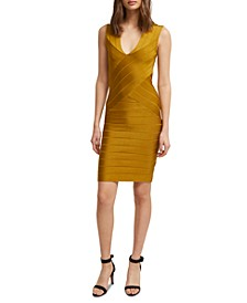 Zasha Spotlight Bodycon Dress