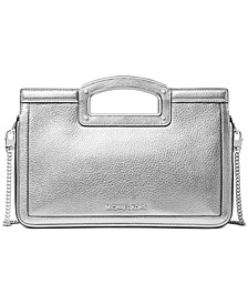 Berkley Legacy Leather Clutch