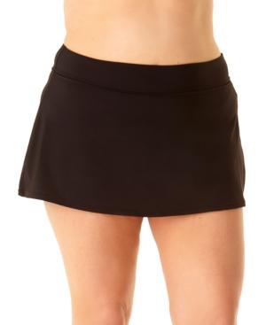 Plus Size Swim Skirt Women's Swimsuit