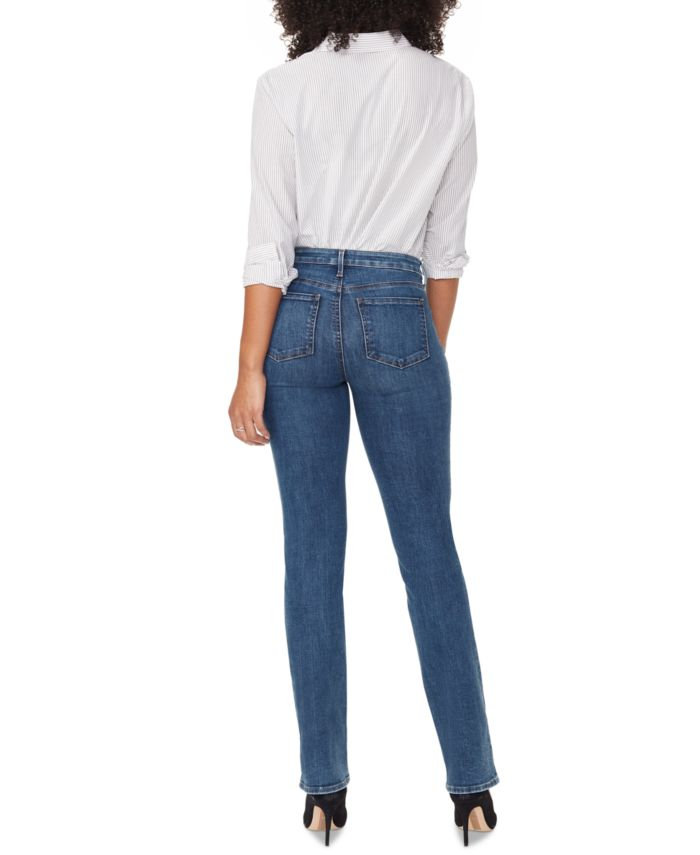 NYDJ Barbara Tummy-Control Bootcut Jeans & Reviews - Jeans - Juniors - Macy's