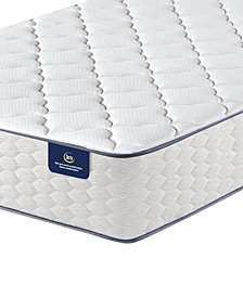 "Serta Special Edition II 11.5"" Plush Mattress- Full"