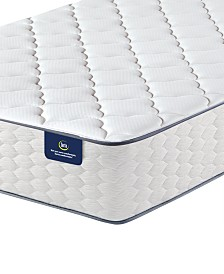 "Serta Special Edition II 11.5"" Plush Mattress- Queen"
