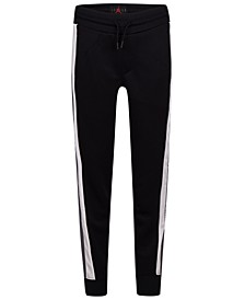 Big Boys Colorblocked Mesh-Trim Jogger Pants