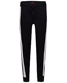 Jordan Big Boys Colorblocked Mesh-Trim Jogger Pants