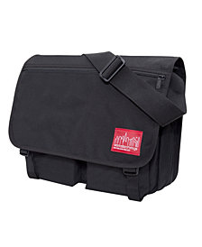 Manhattan Portage Large Europa Deluxe Bag with Back Zipper