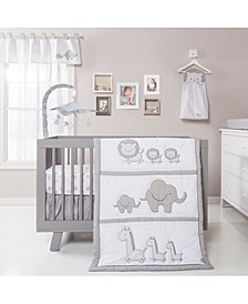 Chevron Safari Nursery Collection